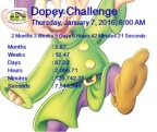 Dopey Challenge Training Week 15, Days 1, 2 & 3