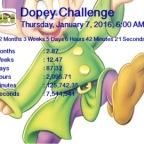 Dopey Challenge Training Week 15, Days 1, 2 & 3