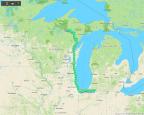 Miles around America (February 2014)
